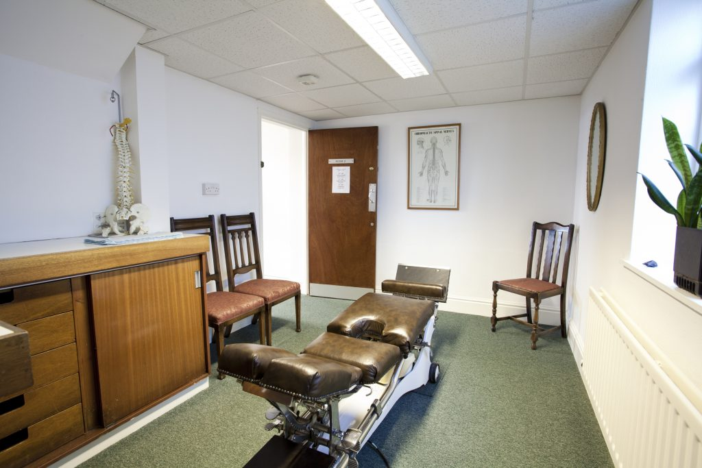 Stoke Treatment room