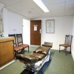 Stoke Treatment room