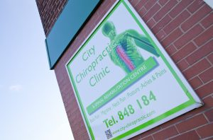 City Chiropractic Clinic in Stoke-on-Trent