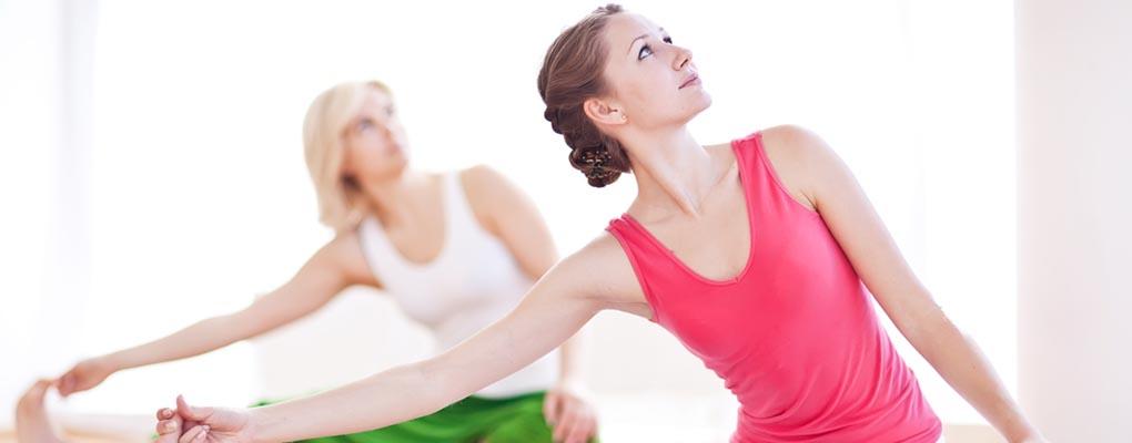 Stoke Chiropractor Yoga Rehab Exercises
