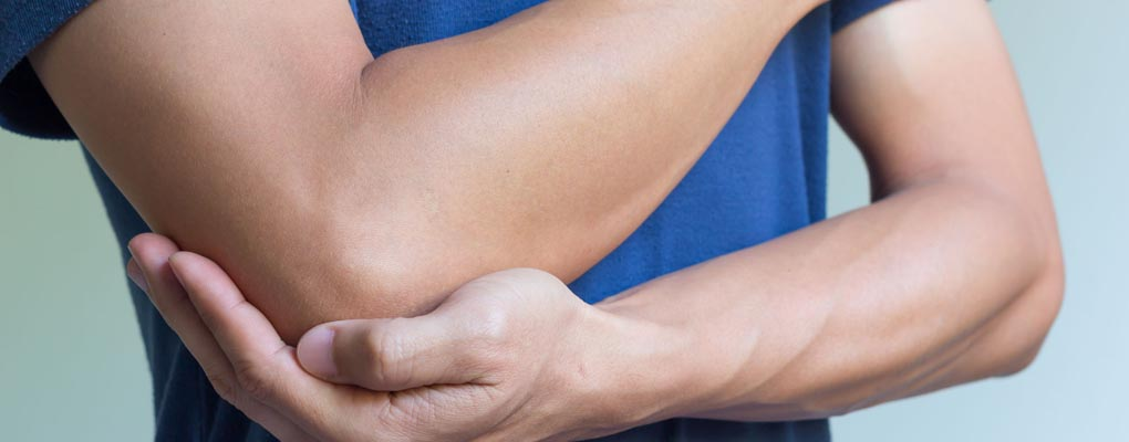 wrist shoulder and elbow pain