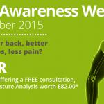 Back Care Awareness Week