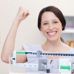 fareham woman loses weight to ease back pain