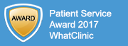 what clinic patient service award 2017