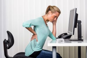 back pain treated by our stoke on trent chiropractors