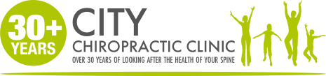 City Chiropractic Clinic Logo